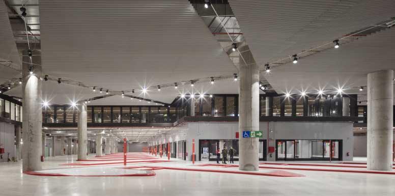 Inauguración Intermodal